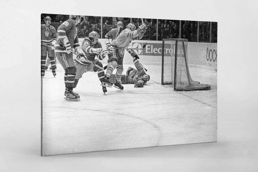 Im Luzhniki Sports Palace 1973 als Leinwand auf Keilrahmen gezogen