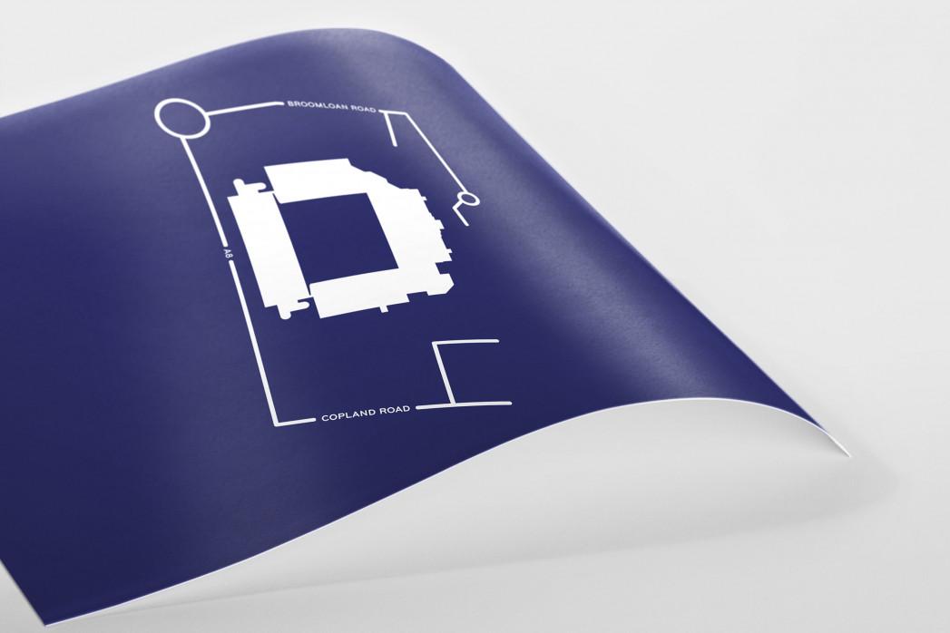 Piktogramm: Rangers als Poster