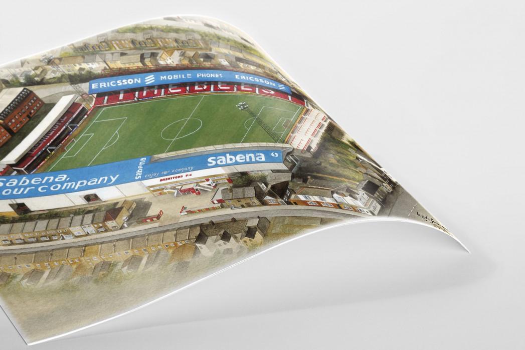 Stadia Art: Griffin Park (2) als Poster