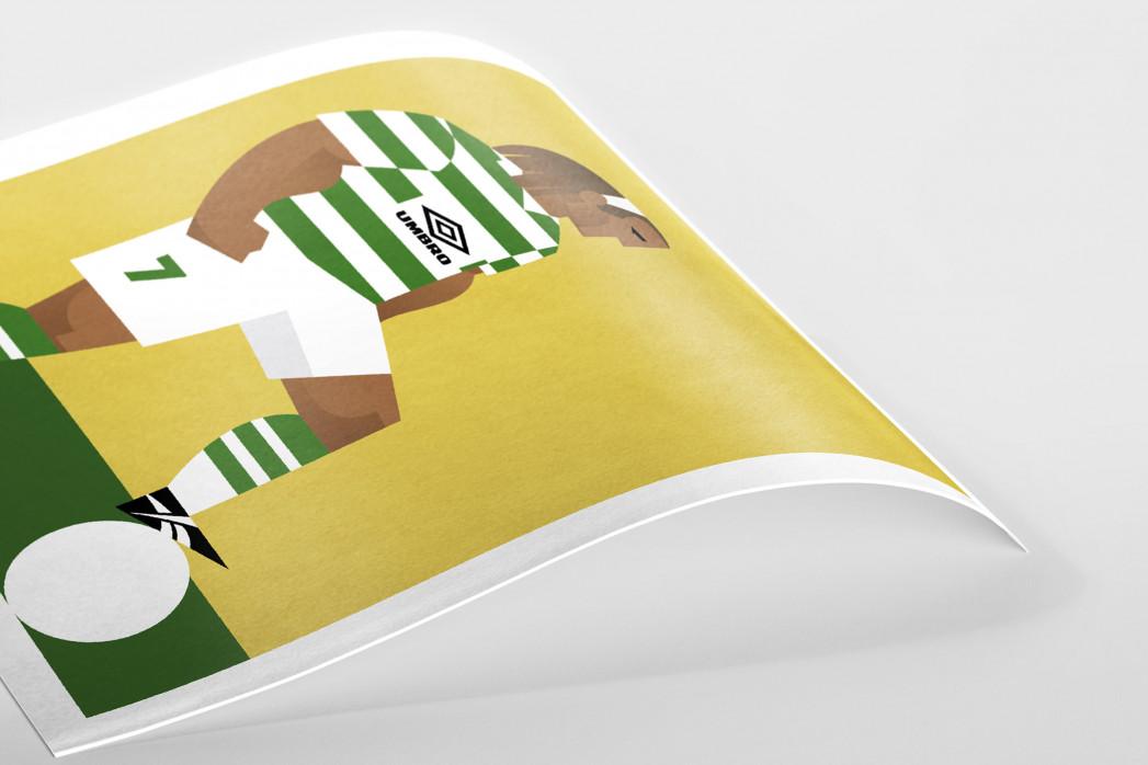 Stanley Chow F.C. - Henrik als Poster