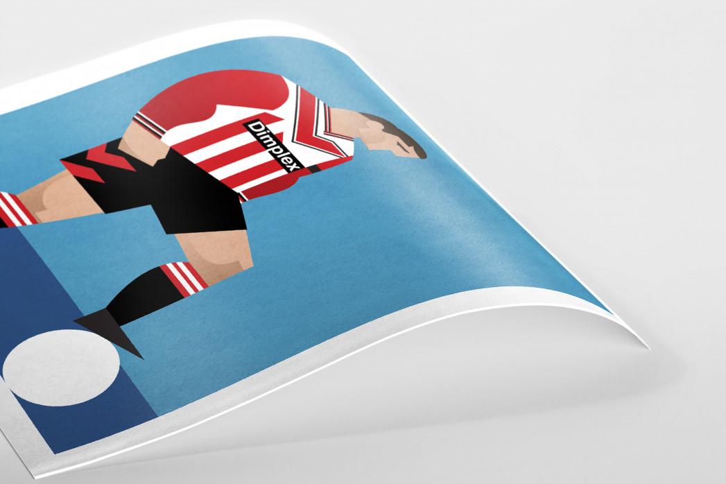 Stanley Chow F.C. - Matthew als Poster