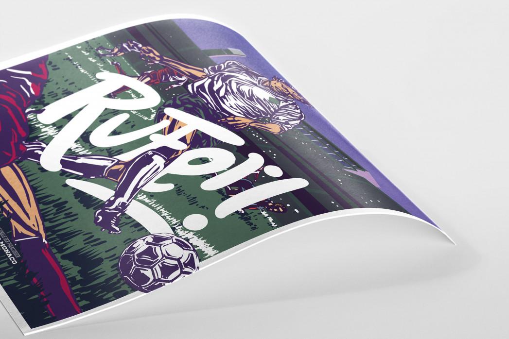 Rufer (AllStarGoals - Werder) als Poster