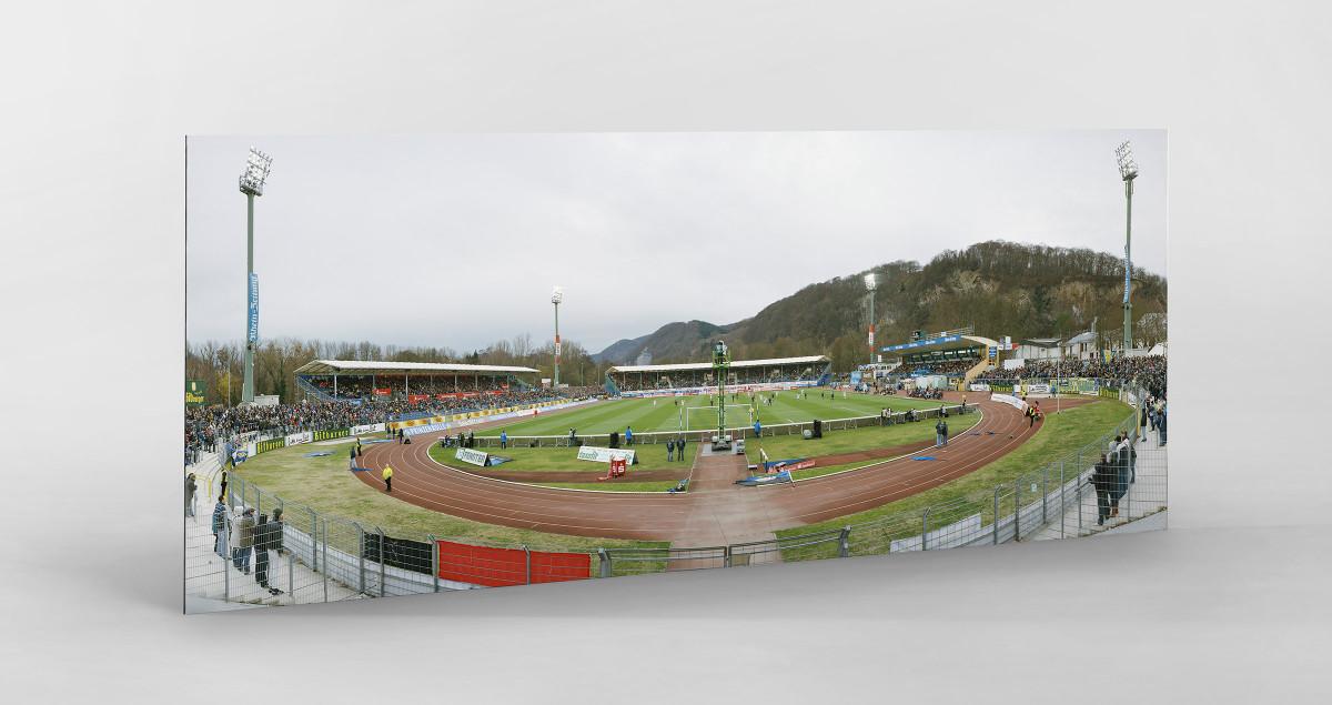Koblenz als auf Alu-Dibond kaschierter Fotoabzug