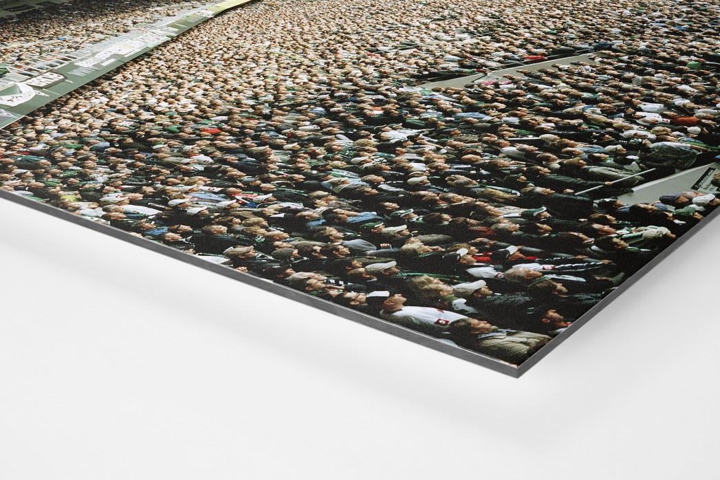 Mönchengladbach (2008) als auf Alu-Dibond kaschierter Fotoabzug (Detail)