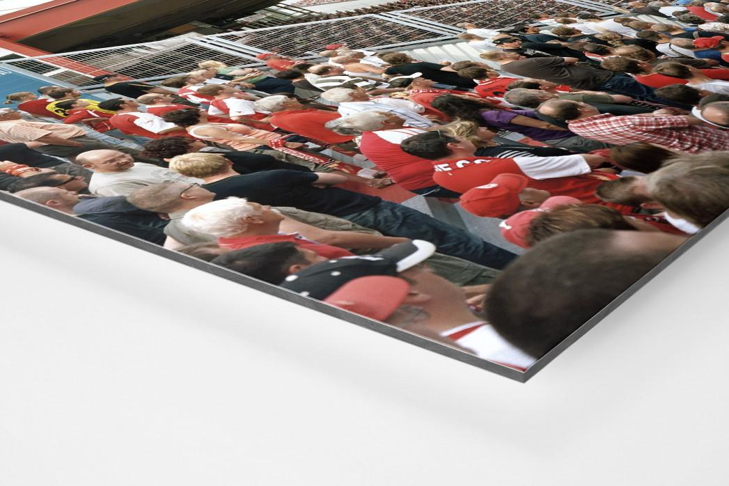 Cottbus (2009) als auf Alu-Dibond kaschierter Fotoabzug (Detail)