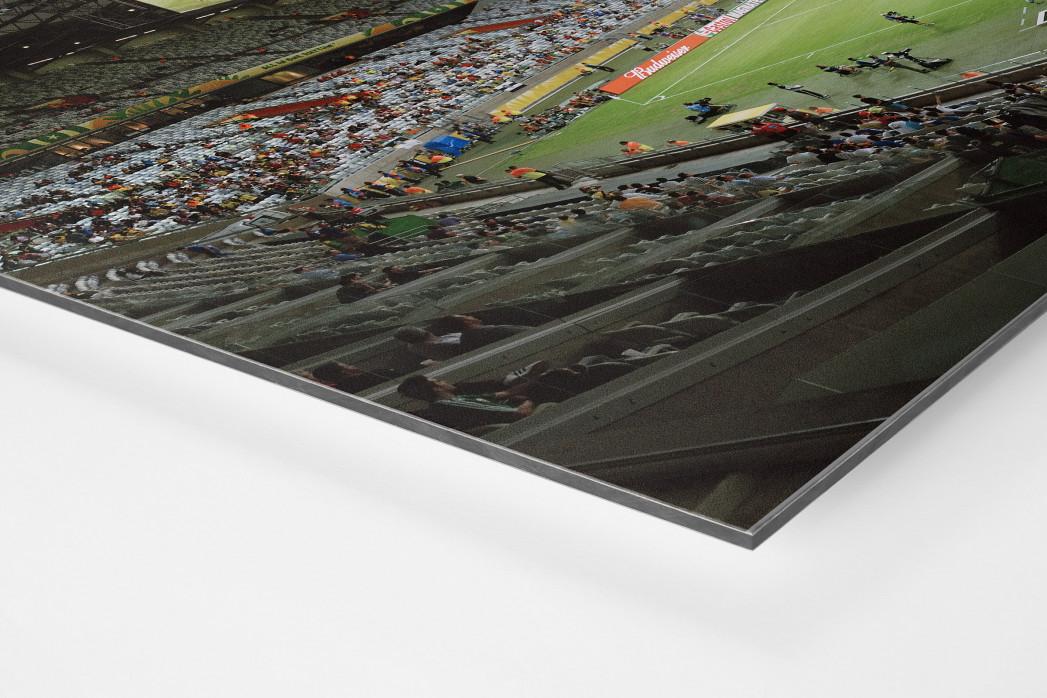 Belo Horizonte (2013) als auf Alu-Dibond kaschierter Fotoabzug (Detail)