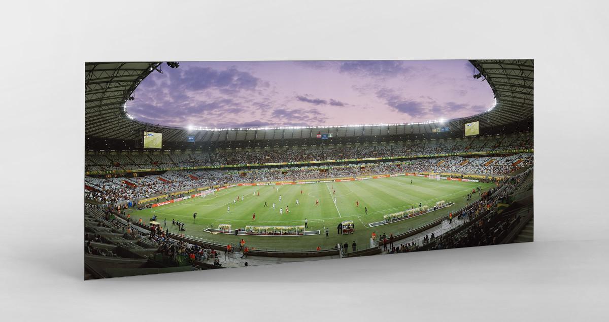 Belo Horizonte (2013) als auf Alu-Dibond kaschierter Fotoabzug