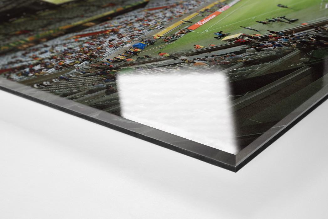 Belo Horizonte (2013) als Direktdruck auf Alu-Dibond hinter Acrylglas (Detail)