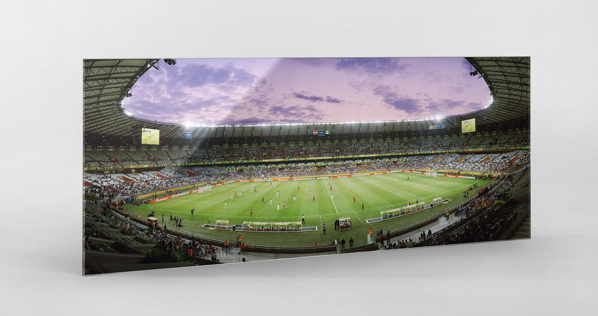 Belo Horizonte (2013) als Direktdruck auf Alu-Dibond hinter Acrylglas
