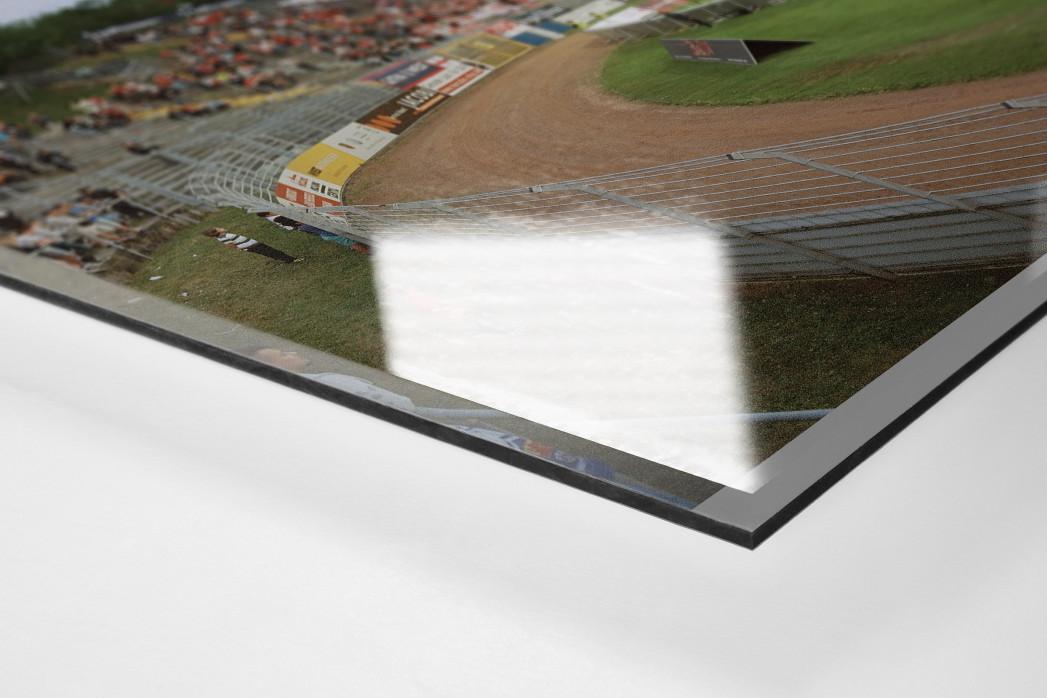 Darmstadt (2014) als Direktdruck auf Alu-Dibond hinter Acrylglas (Detail)