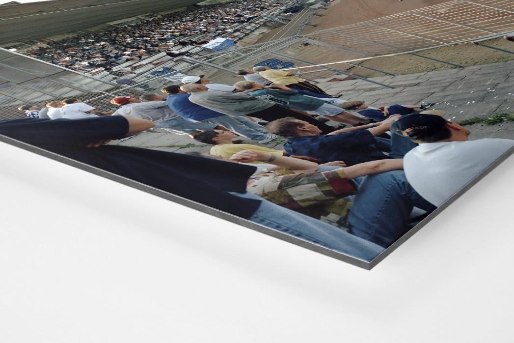 Darmstadt (1999) als auf Alu-Dibond kaschierter Fotoabzug (Detail)