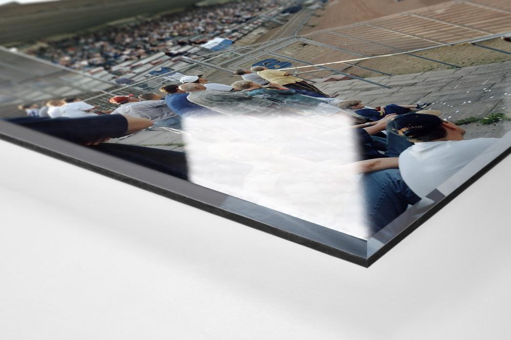 Darmstadt (1999) als Direktdruck auf Alu-Dibond hinter Acrylglas (Detail)