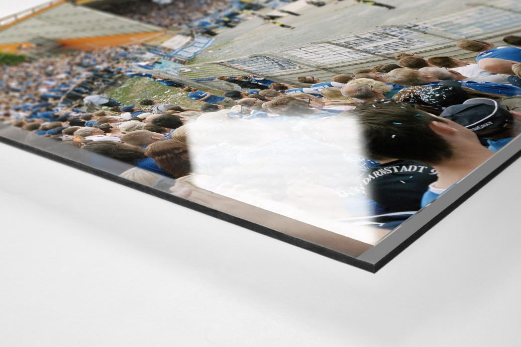Darmstadt (2015) als Direktdruck auf Alu-Dibond hinter Acrylglas (Detail)