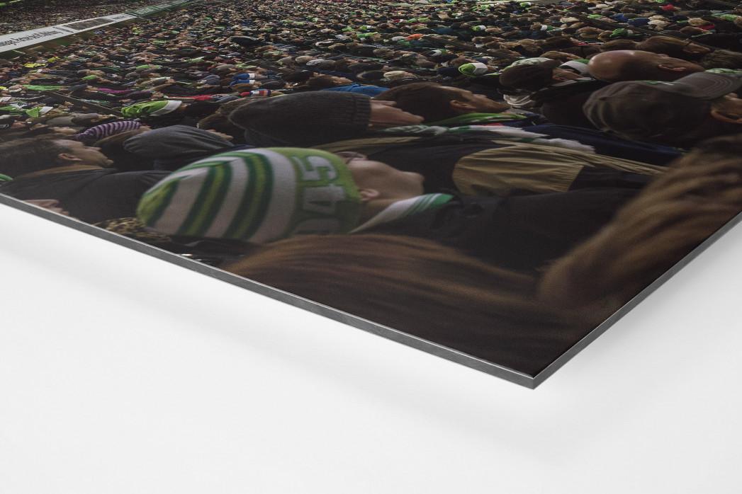 Wolfsburg (2015) als auf Alu-Dibond kaschierter Fotoabzug (Detail)