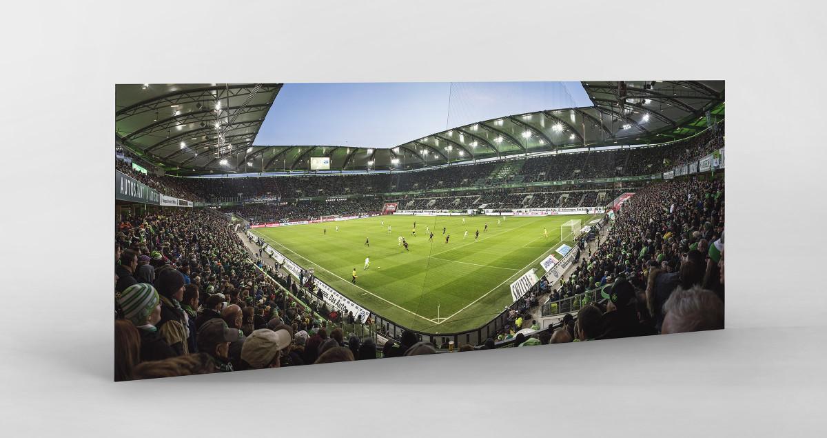 Wolfsburg (2015) als auf Alu-Dibond kaschierter Fotoabzug