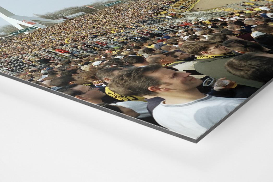 Dresden (2004) als auf Alu-Dibond kaschierter Fotoabzug (Detail)
