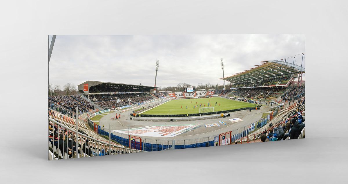 Karlsruhe (2017) als auf Alu-Dibond kaschierter Fotoabzug