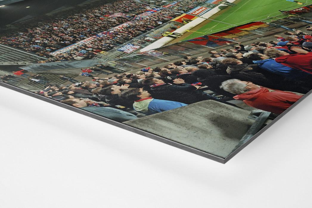 Krefeld (2012) als auf Alu-Dibond kaschierter Fotoabzug (Detail)