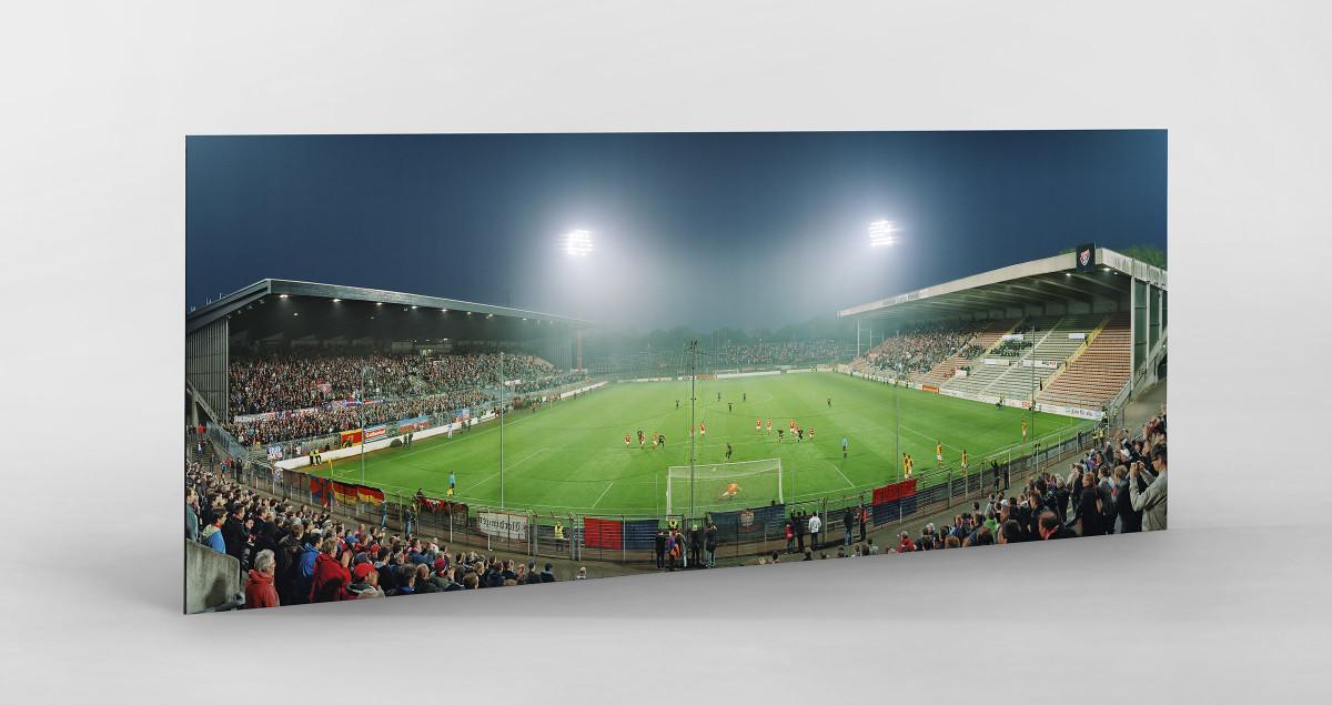 Krefeld (2012) als auf Alu-Dibond kaschierter Fotoabzug