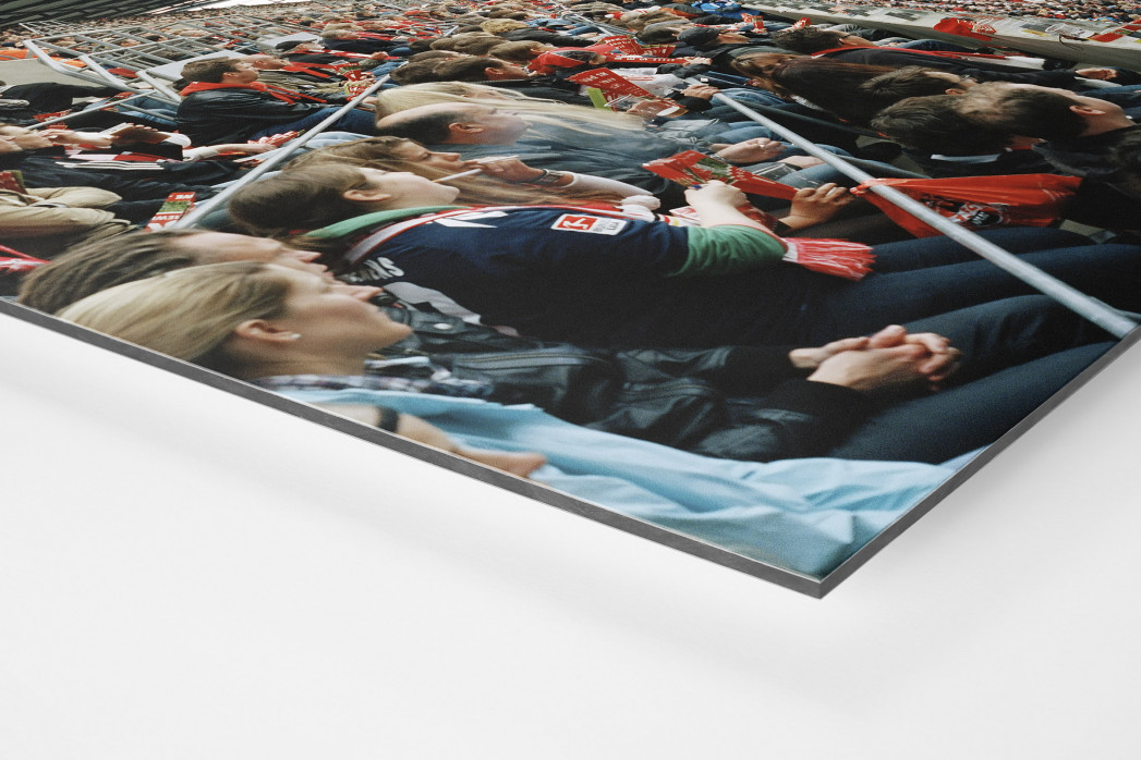Köln (2012) als auf Alu-Dibond kaschierter Fotoabzug (Detail)