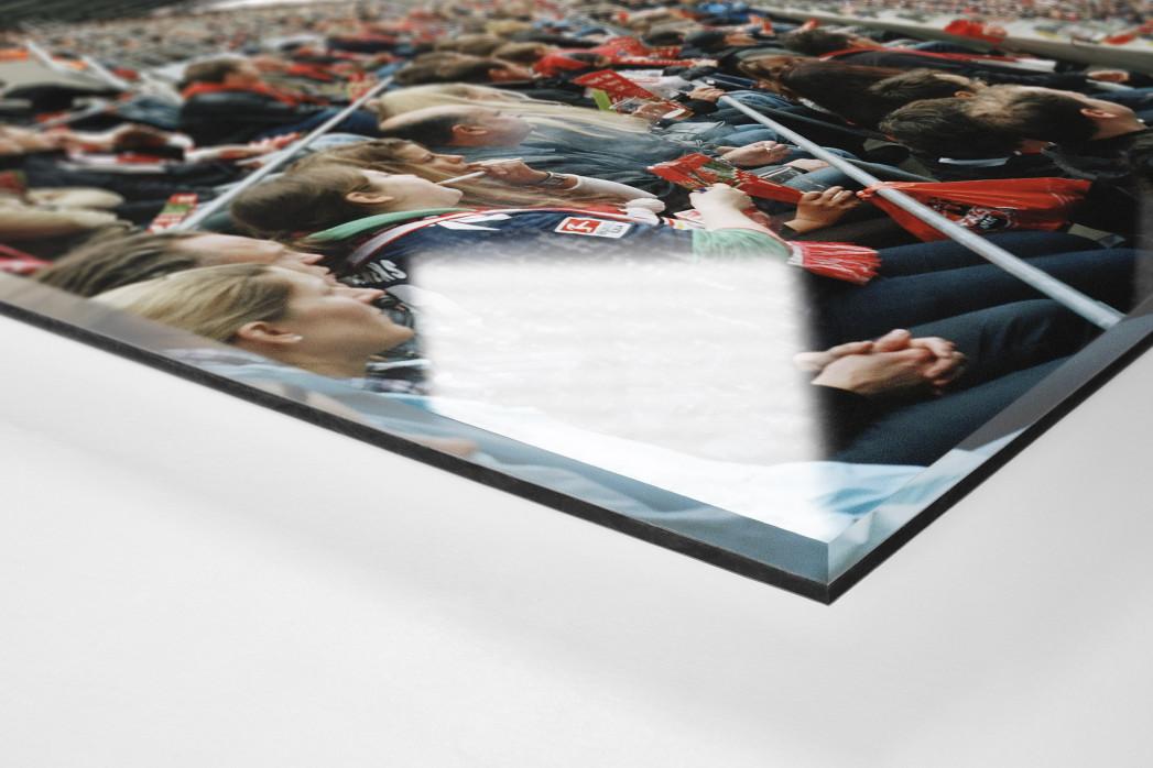 Köln (2012) als Direktdruck auf Alu-Dibond hinter Acrylglas (Detail)