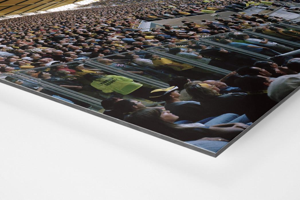 Aachen (2010) als auf Alu-Dibond kaschierter Fotoabzug (Detail)
