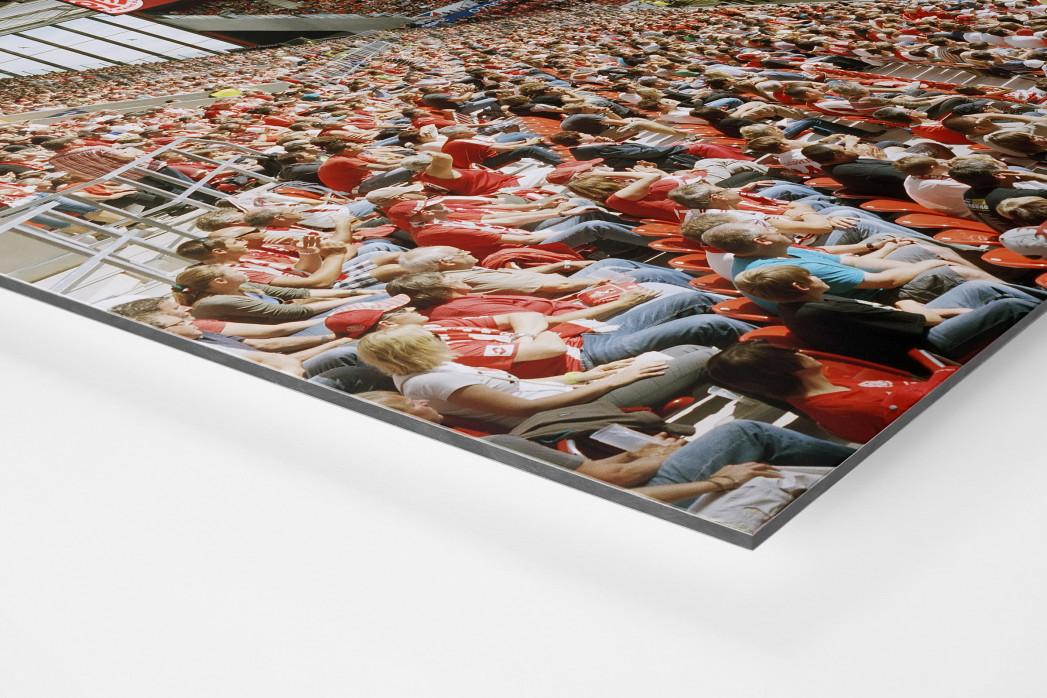 Mainz (2011) als auf Alu-Dibond kaschierter Fotoabzug (Detail)