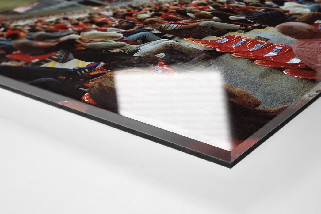 Offenbach (2012) als Direktdruck auf Alu-Dibond hinter Acrylglas (Detail)
