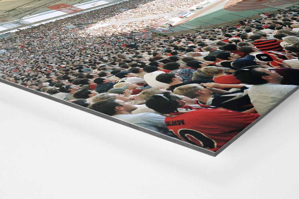 Stuttgart (2003) als auf Alu-Dibond kaschierter Fotoabzug (Detail)