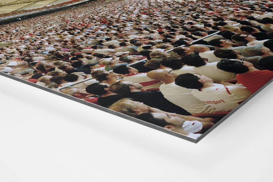 Stuttgart (2011) als auf Alu-Dibond kaschierter Fotoabzug (Detail)