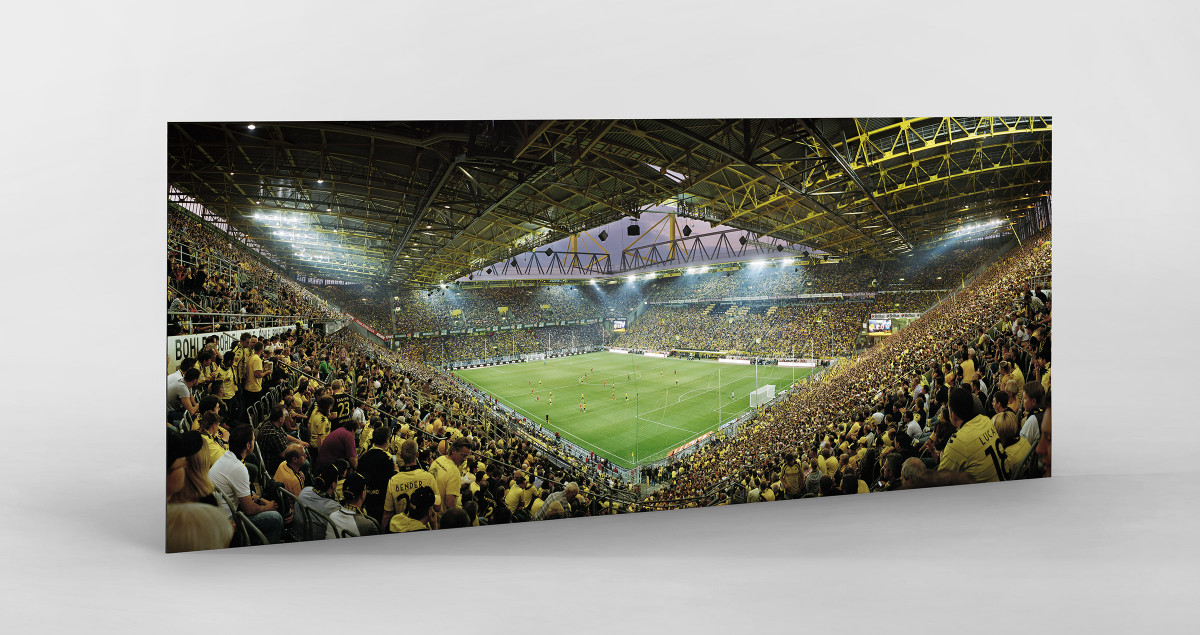 Dortmund (2011) als auf Alu-Dibond kaschierter Fotoabzug