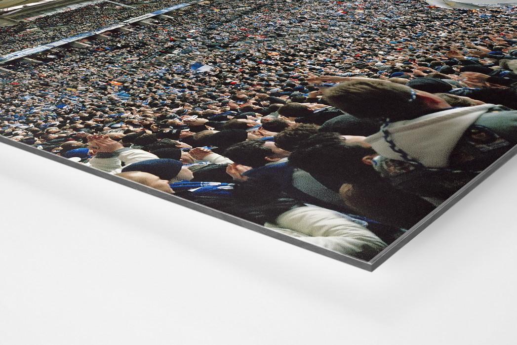 Berlin (Olympiastadion, 2011) als auf Alu-Dibond kaschierter Fotoabzug (Detail)
