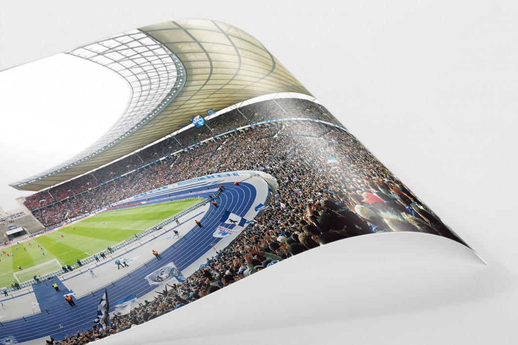Berlin (Olympiastadion, 2011) als FineArt-Print
