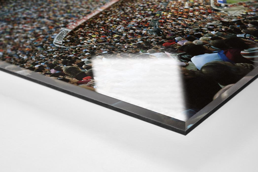 Barcelona 02 als Direktdruck auf Alu-Dibond hinter Acrylglas (Detail)