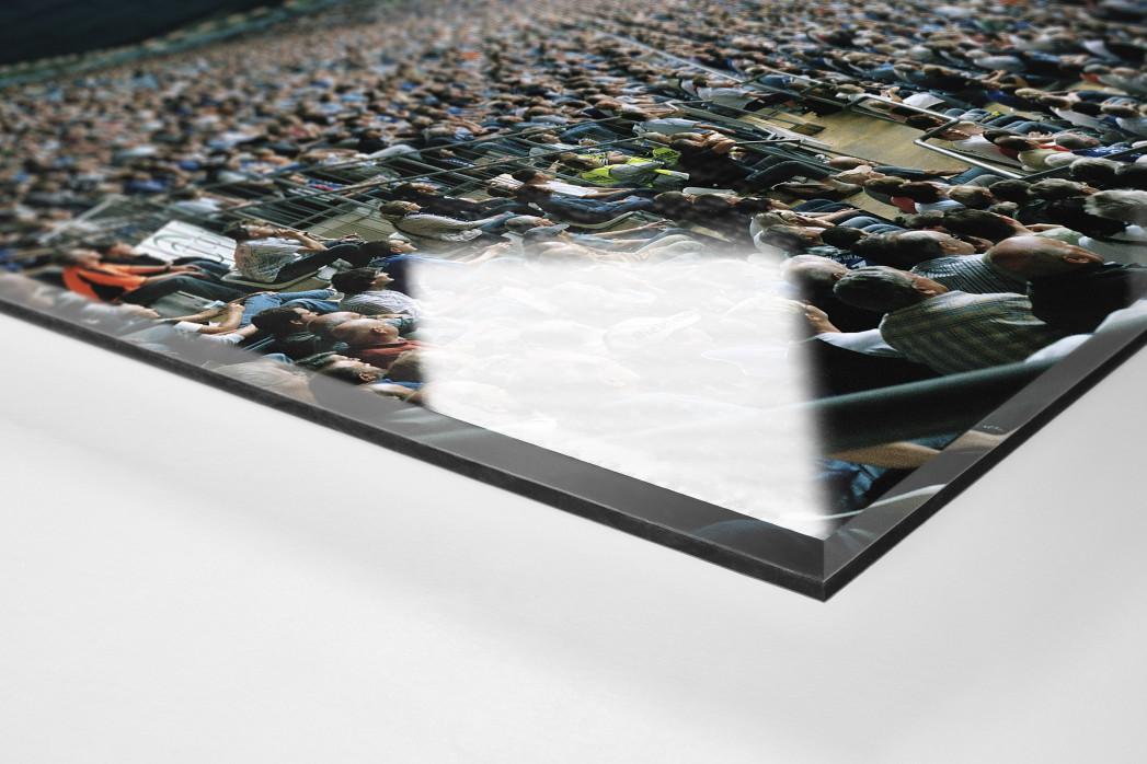 Bielefeld (2008) als Direktdruck auf Alu-Dibond hinter Acrylglas (Detail)