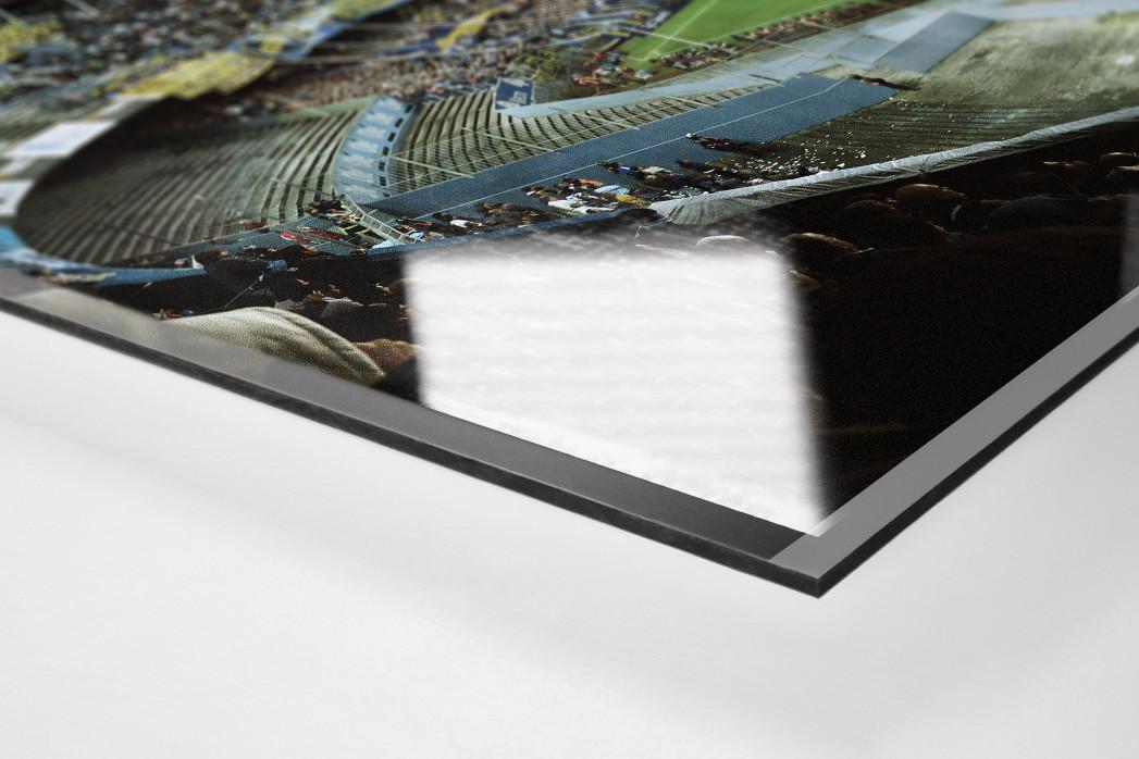 Avellaneda  als Direktdruck auf Alu-Dibond hinter Acrylglas (Detail)
