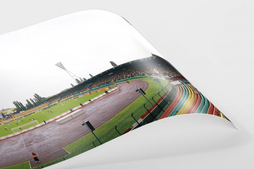 Berlin (Jahn-Sportpark) als FineArt-Print