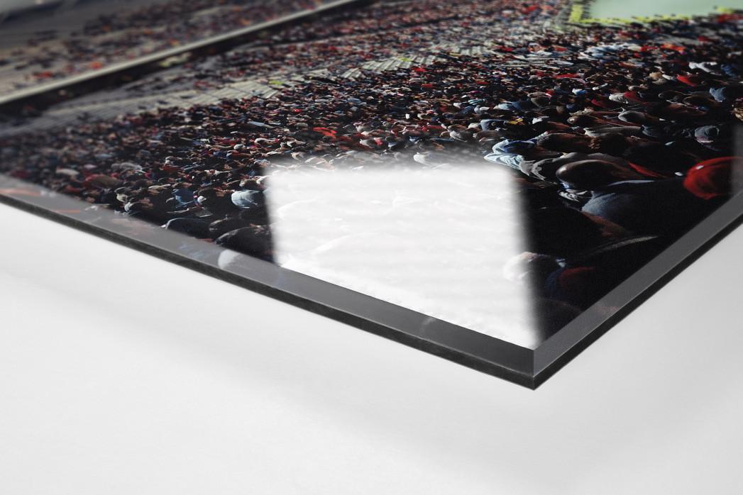 Istanbul als Direktdruck auf Alu-Dibond hinter Acrylglas (Detail)