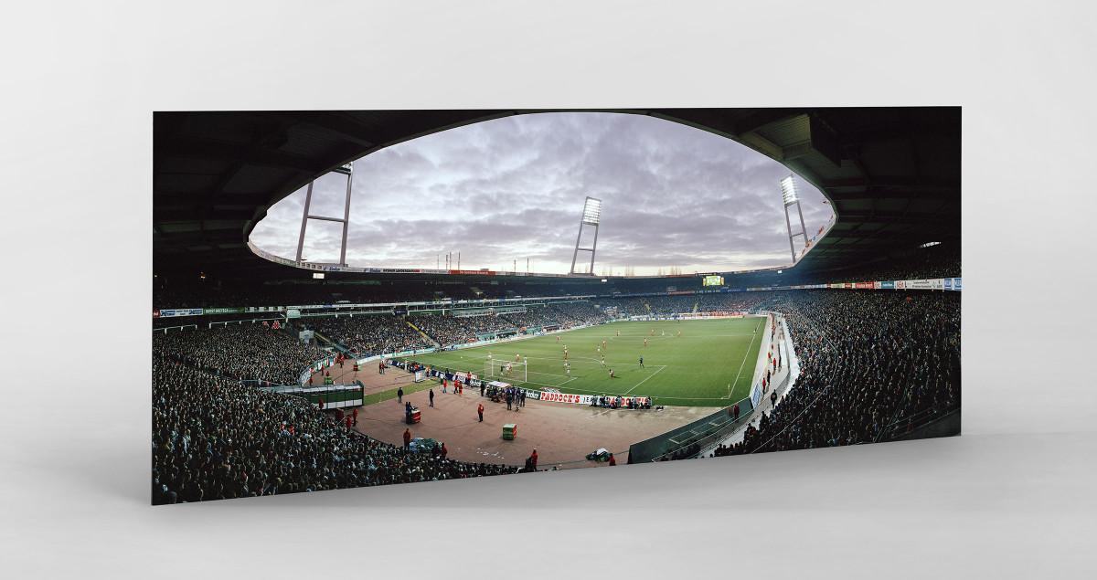 Bremen (2003) als auf Alu-Dibond kaschierter Fotoabzug