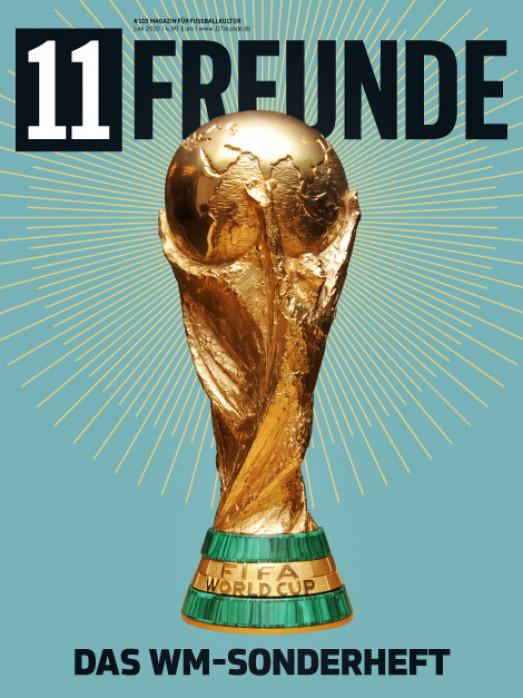 11FREUNDE Ausgabe #103 - WM-Sonderheft 2010