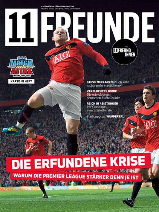 11FREUNDE Ausgabe #107
