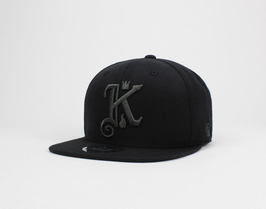 Köln   Black - L&L Snapback