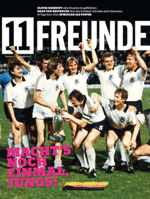 11FREUNDE Ausgabe #127 - EM Sonderheft 2012