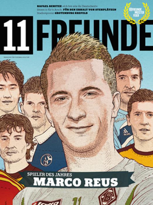 11FREUNDE Ausgabe #128