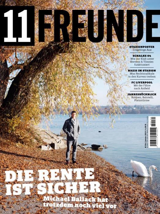 11FREUNDE Ausgabe #134