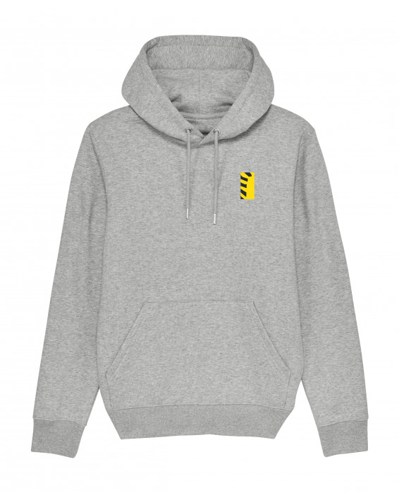 Dortmund Clash Hoodie (Fairwear & Bio-Baumwolle) - Design: Hands OF God
