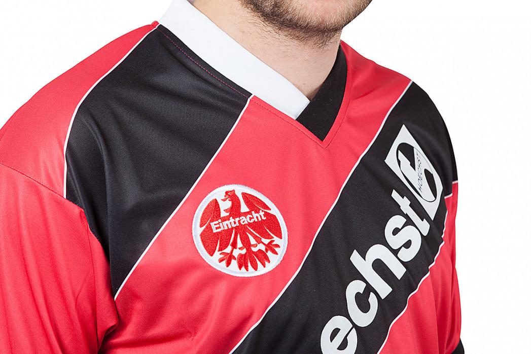 Eintracht Frankfurt Trikot 1988 - Score Draw Retro Trikot - Fußball Fan Artikel - 11FREUNDE SHOP