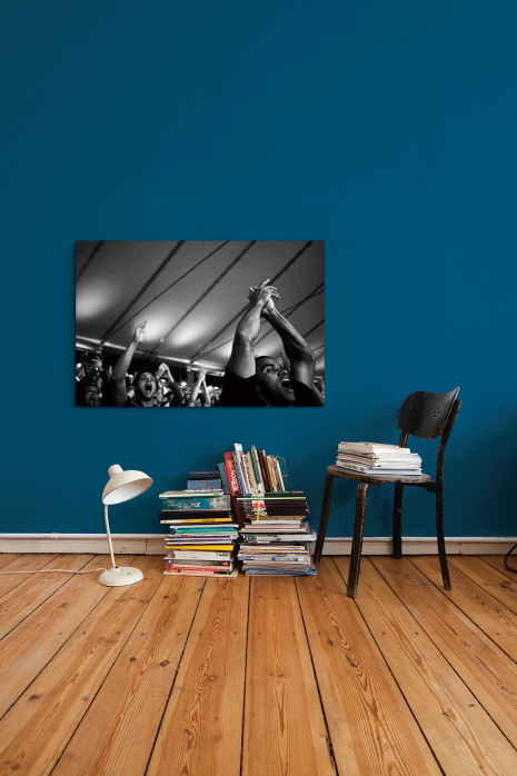 »Fans im Maracanã« an deiner Wand - 11FREUNDE BILDERWELT