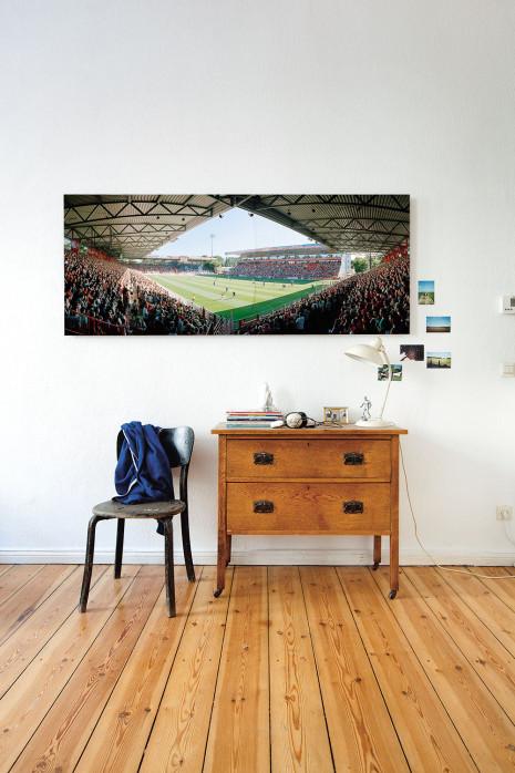 Stadion an der Alten Försteri an deiner Wand - 11FREUNDE BILDERWELT