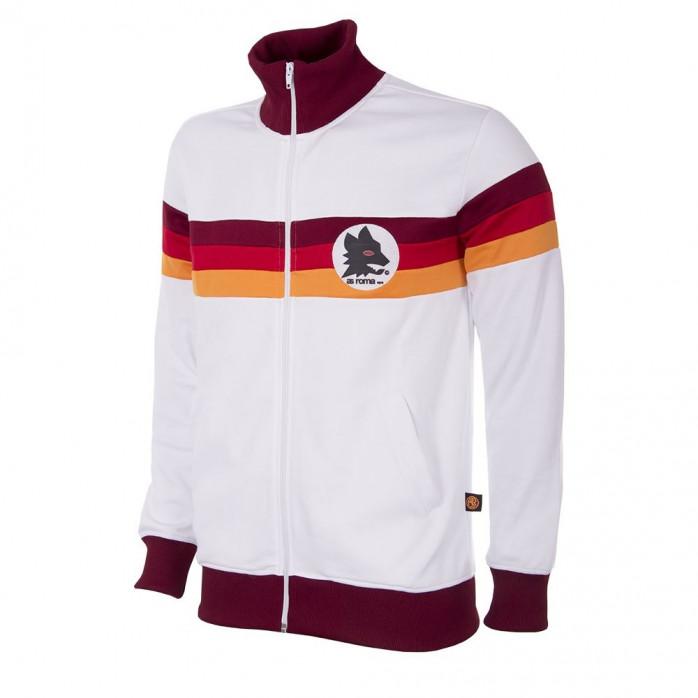 AS Roma 1981 - 82 Retro Football Jacket
